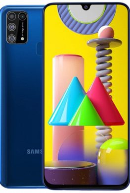 Анонс Samsung Galaxy M31: средний класс за разумные деньги
