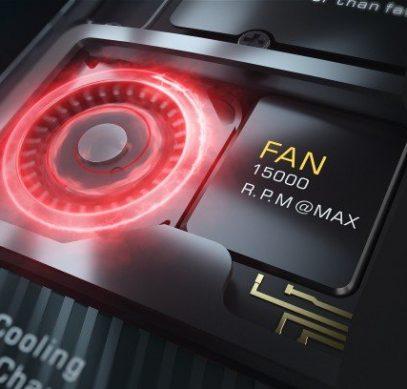 15 000 об/мин в смартфоне. Nubia Red Magic 5G получит улучшенную активную систему охлаждения