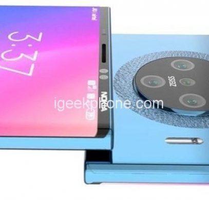 Nokia 10 получил новую пентакамеру и экран-водопад