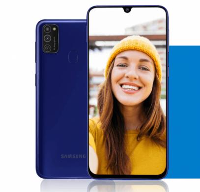 Samsung выпустила новый бюджетный смартфон с огромным аккумулятором - 1
