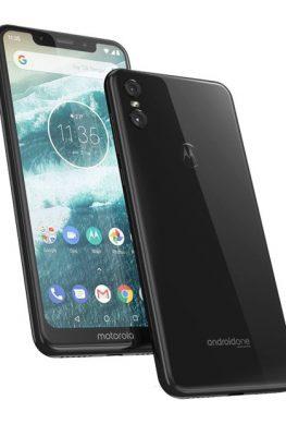 Motorola One догнал своих «коллег» по программе Android One – фото 1