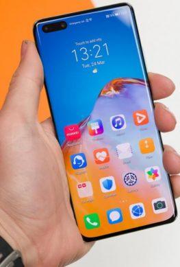 Насколько быстро заряжается Huawei P40 Pro?
