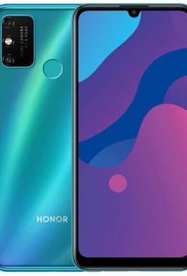 Представлен Honor Play 9A - смартфон за $125 с акцентом на автономности и звуке