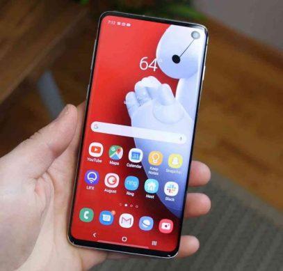 Samsung может расстроить владельцев Galaxy S9 и Note9. Эти смартфоны, вероятно, не получат оболочку One UI 2.1