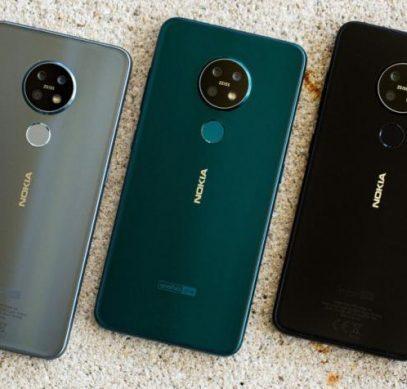 Nokia 7.2 получил Android 10