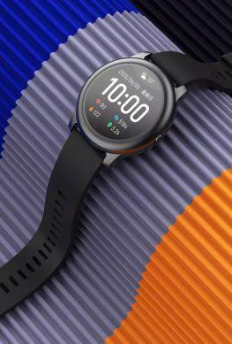 Xiaomi представила стильные смарт-часы Solar с круглым дисплеем за $21