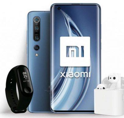 Xiaomi Mi 10 и Mi 10 Pro уже можно купить в Европе. За предзаказ дают наушники и фитнес-браслет