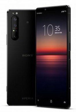 Флагманский смартфон Sony Xperia 1 II появится на полках уже в апреле