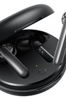 OPPO Enco W31: полностью беспроводные наушники-вкладыши с шумоподавлением