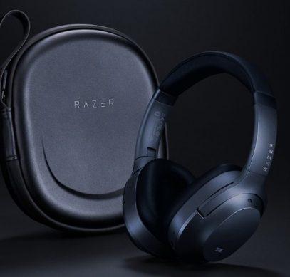 Беспроводные наушники Razer Opus наделены активным шумоподавлением