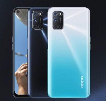 Вышел смартфон OPPO A92 с экраном Neo Display и квадрокамерой