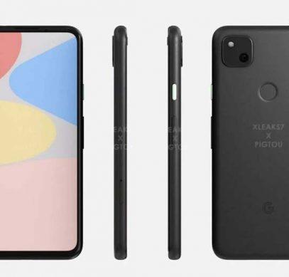 Google Pixel 4a будет довольно сильно отличаться от Pixel 4 внешне