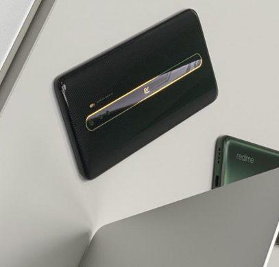 В сеть утекли характеристики необычного смартфона Realme X3 SuperZoom - 1