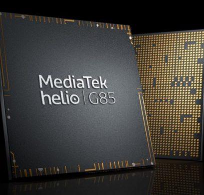 Официально представлен чип MediaTek Helio G85: отличия от Helio G80 минимальны