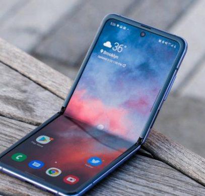 В отличие от Самсунг Galaxy S20 раскладушка Galaxy Z Flip продается очень хорошо