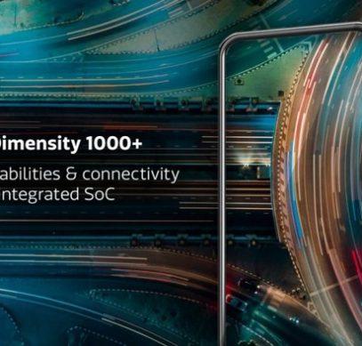 Vivo iQOO Z1 станет первым телефоном на платформе Dimensity 1000+