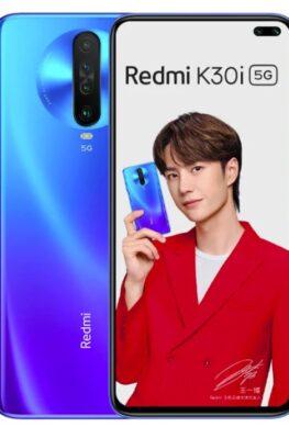 Вышел телефон Redmi K30i 5G с квадрокамерой и 120-Гц экраном