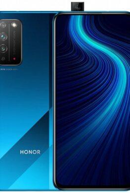 Honor X10 поделится с Honor 20 и Honor 9X удобной функцией создания скринштов постукиванием по экрану