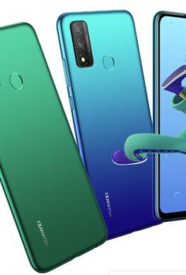 Телефон Huawei Nova Lite 3+ оснащен 6,21