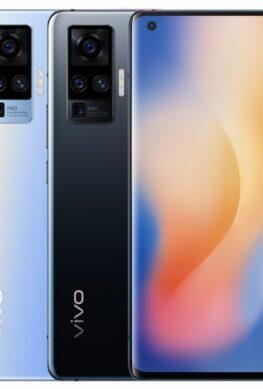Vivo X50 и Vivo X50 Pro показали на официальных промо-рендерах