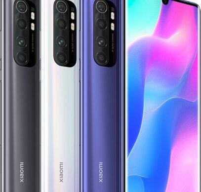 Объявлены цены на Xiaomi Mi 10, Xiaomi Mi Note 10 Lite, Redmi Note 9, Redmi Note 9 Pro и Xiaomi Mi Smart Band 4 с NFC в России – фото 1