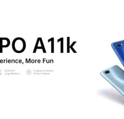 Вышел Oppo A11k: простой, крепкий и недорогой – фото 1