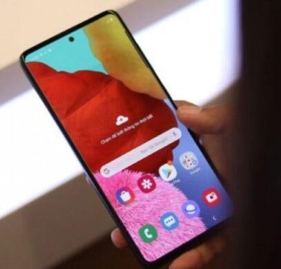 Телефон Samsung Galaxy A42 получит поддержку 5G - 1