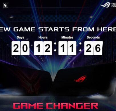 Игрофон ASUS ROG Phone 3 5G со 144-Гц экраном и 16 Гбайт ОЗУ дебютирует 22 июля