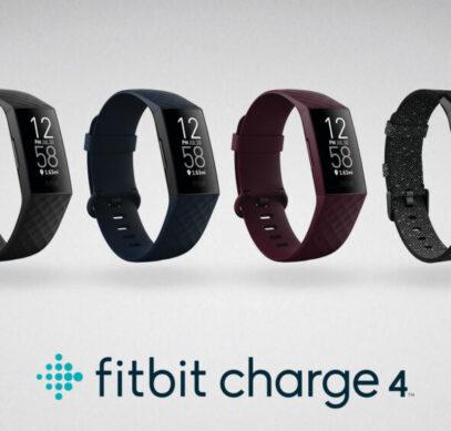 Браслет Fitbit Charge 4 получил несколько новых функций