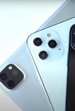 Смартфоны iPhone 12 получат совсем маленькие аккумуляторы