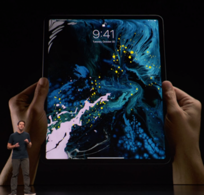Презентация Apple 30.10.2018