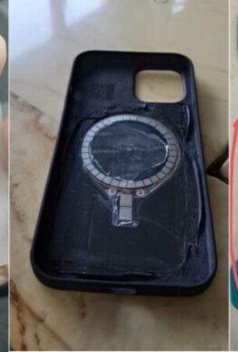 Для чего в корпус iPhone 12 добавили сильные магниты. Фотографии всё объясняют
