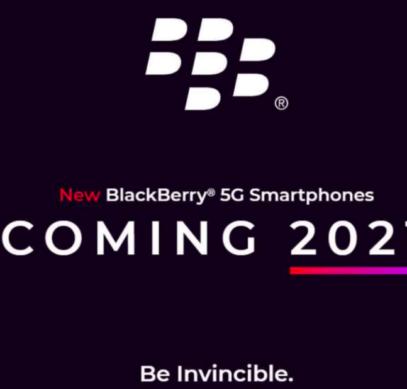 Blackberry: I'll be back – фотография 1