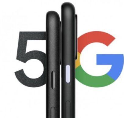 Google Pixel 5 и Pixel 4a 5G совместно на пресс-фото: в чем разница?