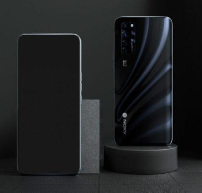 Первое официальное видео смартфона ZTE Axon 20 5G с подэкранной камерой