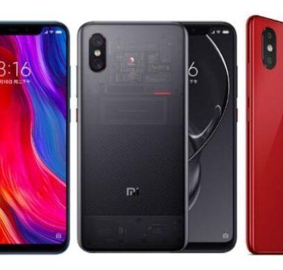 Xiaomi Mi 8, Mi A2 и Pocophone F1 не получат Android 11