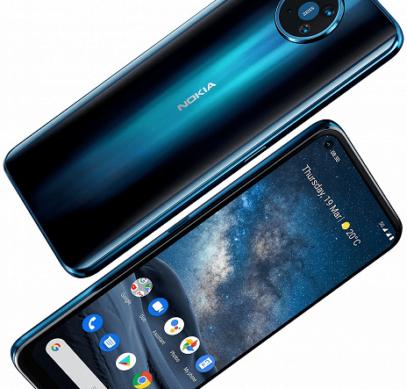 Nokia 8.3 5G выходит 8 октября