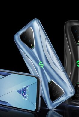 Телефон Black Shark 3S выпустили в версии с 16 ГБ ОЗУ - 1