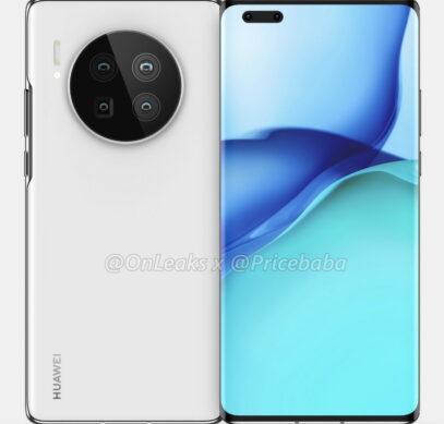 Huawei Mate 40 Pro раскрывает секреты: что нового после Mate 30 Pro?