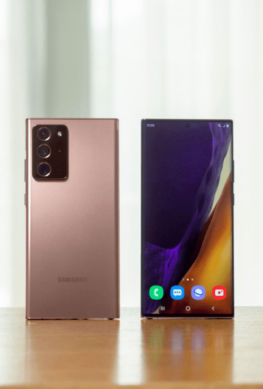 Samsung улучшила камеру Galaxy Note 20 Ultra
