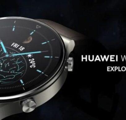 Huawei Watch GT 2 Pro - первые умные часы с операционной системой HarmonyOS