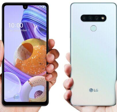 Телефон среднего уровня LG K71 оснащен стилусом