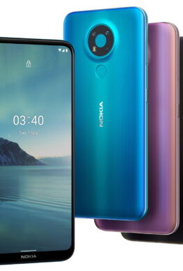 Объявление Nokia 3.4