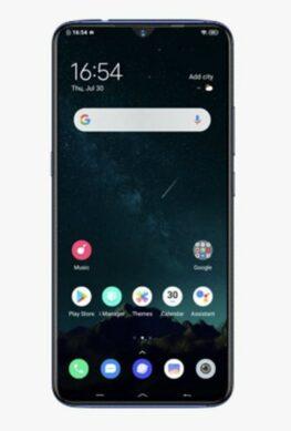 Близится выход доступного телефона Vivo Y12s с чипом Helio P35 и экраном HD+