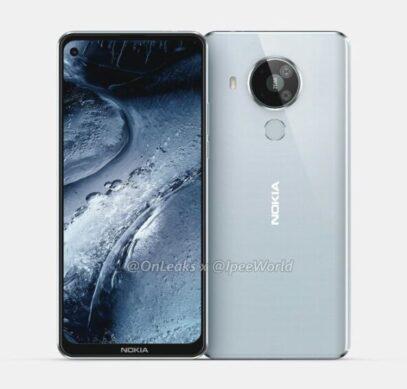 Nokia 7.3 стал на высококачественных рендерах – фотография 1