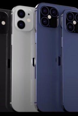 Новый 5.4-дюймовый iPhone получит прозвище мини - 1