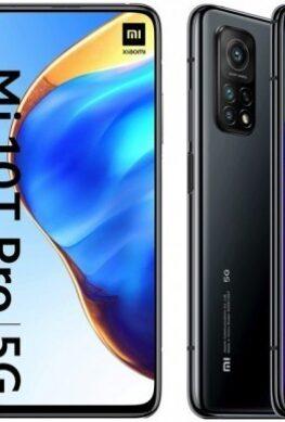 Характеристики Xiaomi Mi 10T и 10T Pro утекли в сеть - 1