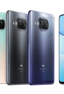Новейшие смартфоны Xiaomi Mi 10T Lite получили память разного типа
