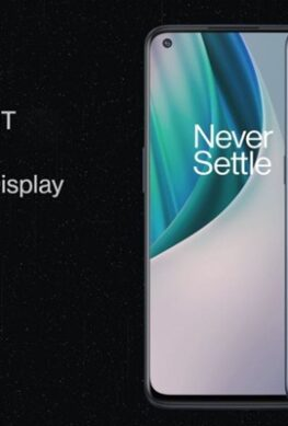 OnePlus показала Nord N10 5G - 1