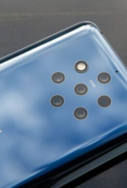 Раскрыт новый флагманский телефон Nokia 10 - 1